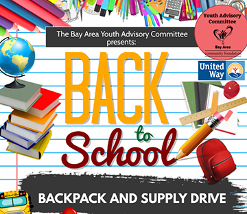 YAC Back to School Supply Drive